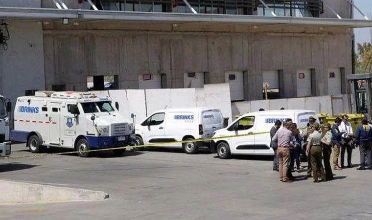 Se llevaron US$15 millones del aeropuerto de Santiago — Robo del siglo