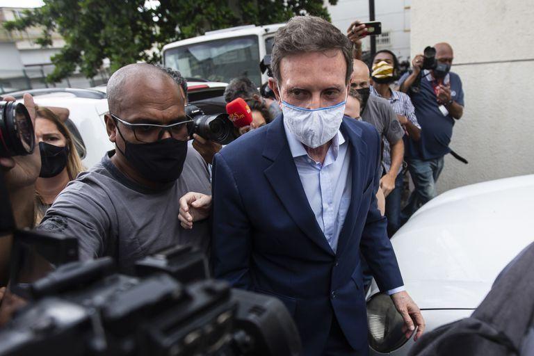 Cae el alcalde de Río de Janeiro, aliado de Bolsonaro, por corrupción