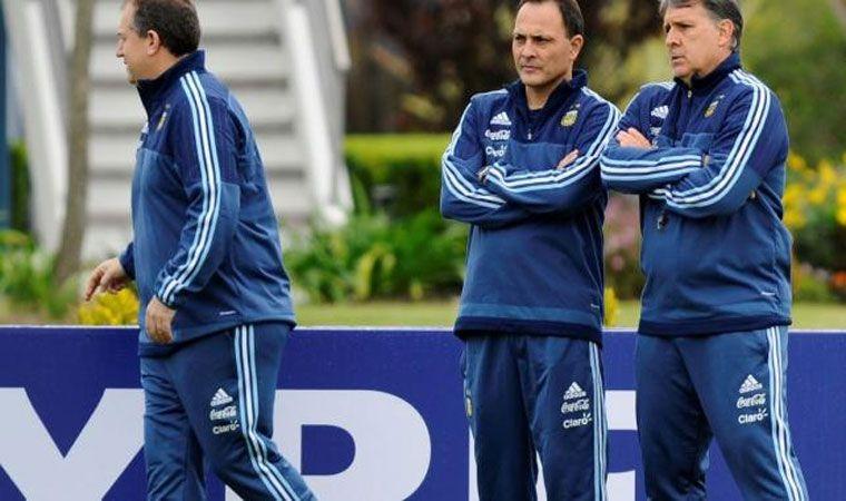 El ex cuerpo técnico de Martino demandó a la AFA