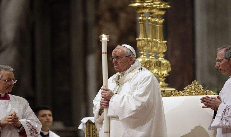 Papa Francisco denuncia a