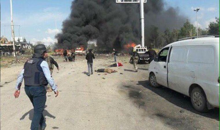 Ataque contra convoy deja 68 niños muertos en Alepo