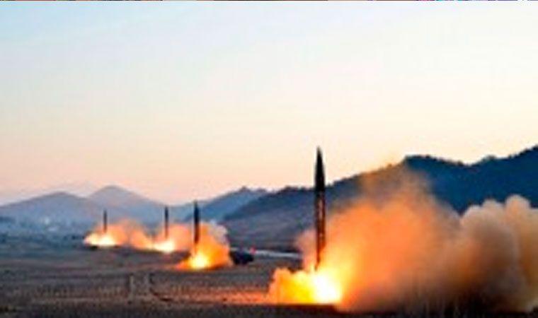 Flota de guerra de EE.UU. sigue rumbo a la península coreana