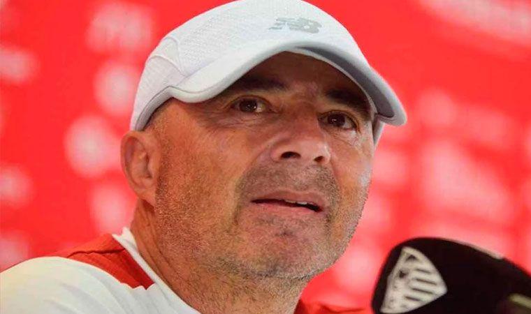 Sampaoli blanqueó el interés de la AFA por contratarlo - Deportes