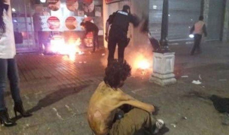 Desconocidos prendieron fuego a un indigente — Indignación en Mendoza