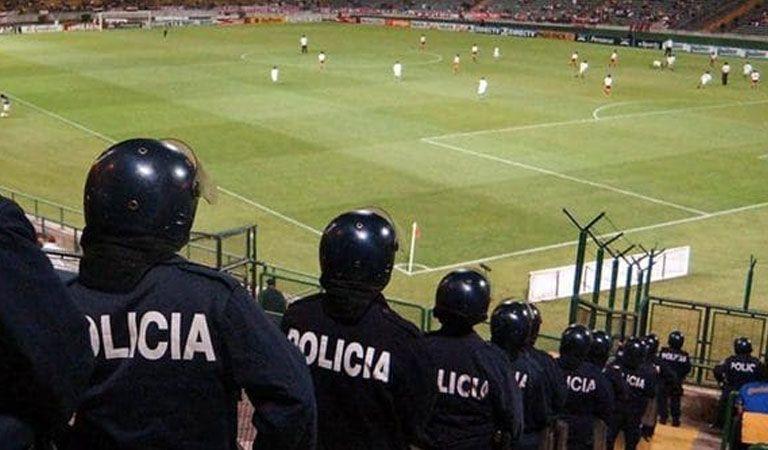 Se aprobó un reglamento contra la violencia en el fútbol