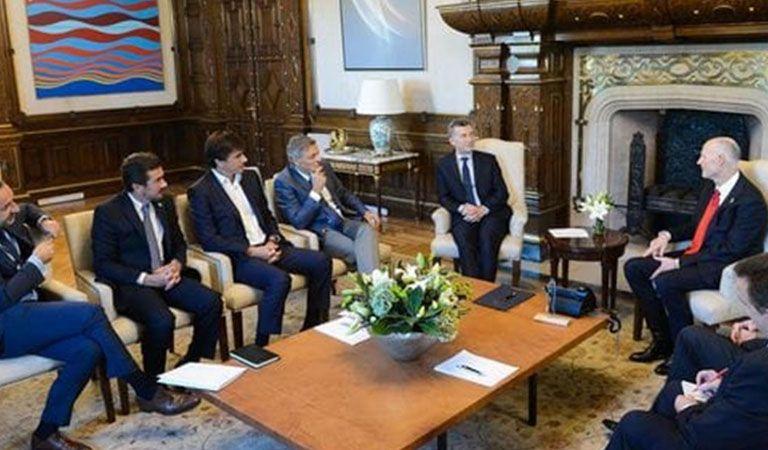 Resaltan oportunidades de negocios entre Florida y Argentina