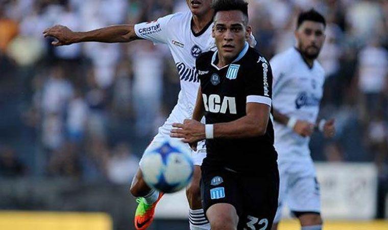 Lautaro Martínez se lesionó en la Sub 20 y Racing sufre