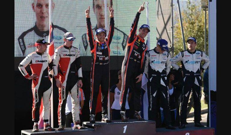 Thierry Neuville: Fue un triunfo merecido