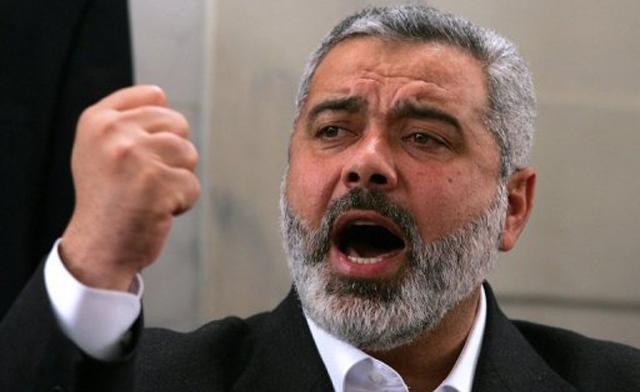 Ismail Haniya fue elegido jefe del movimiento palestino Hamas