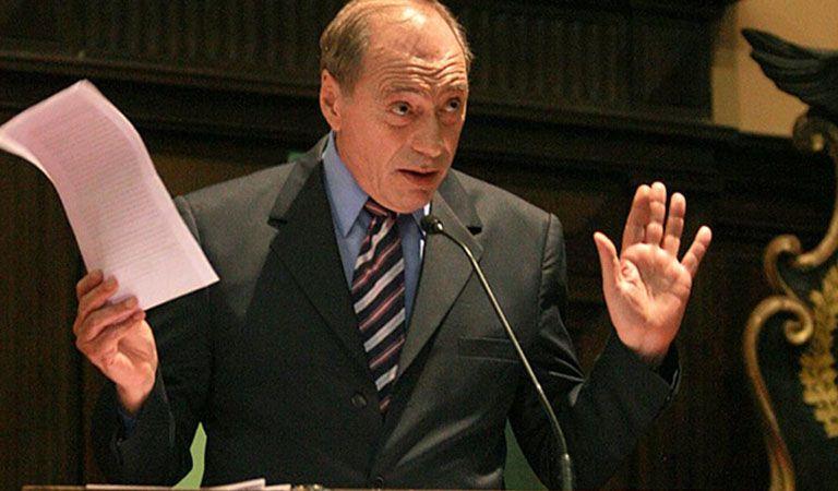 Zaffaroni habló sobre su voto a favor del 2x1 a un represor