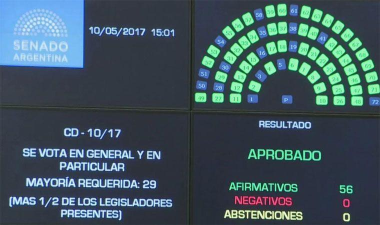 Madres y Abuelas en el Congreso rechazaron el fallo en el Congreso