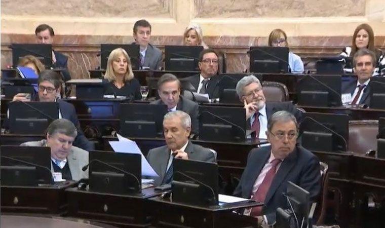 El Senado dio media sanción a la Ley de Víctimas