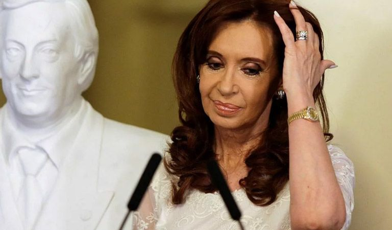 Cristina Kirchner recusó al juez Bonadio — Causa Nisman
