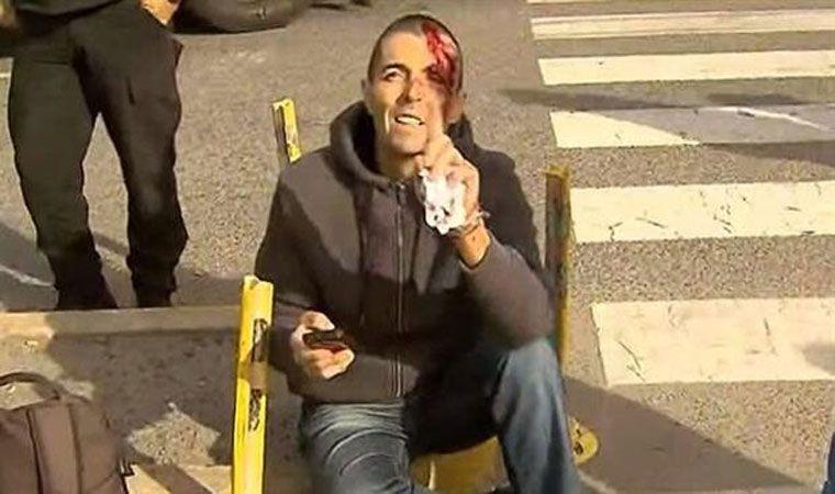 Atropellaron al fiscal Federico Delgado en su bici cerca de Comodoro Py