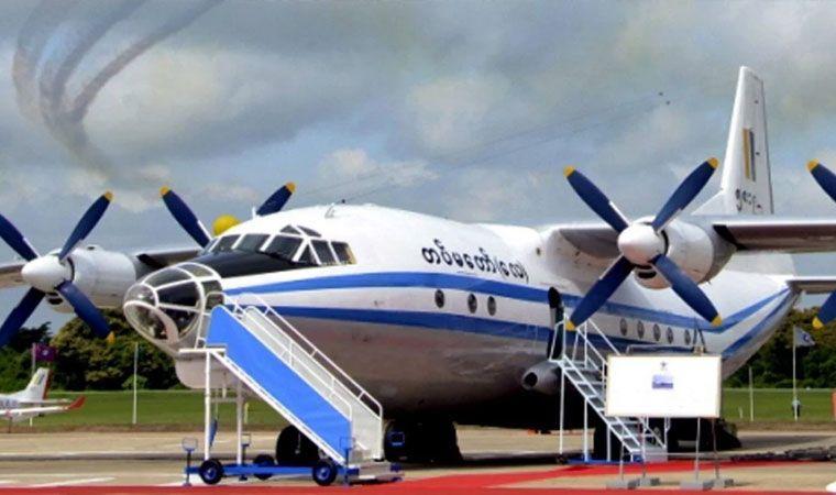 Desaparece en Birmania un avión militar con 116 personas a bordo