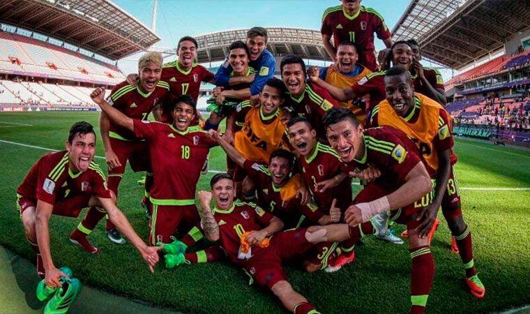 Venezuela e Inglaterra lucharán por su primer Mundial Sub-20
