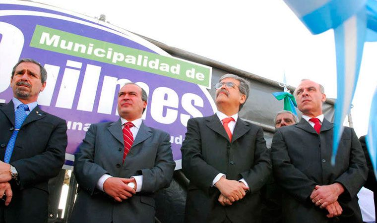 Estados Unidos entrega todos los archivos a la Argentina — Odebrecht