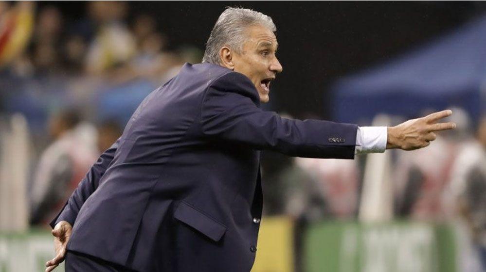 Fútbol: Gabriel Jesús excluido de la selección brasileña por fractura orbital