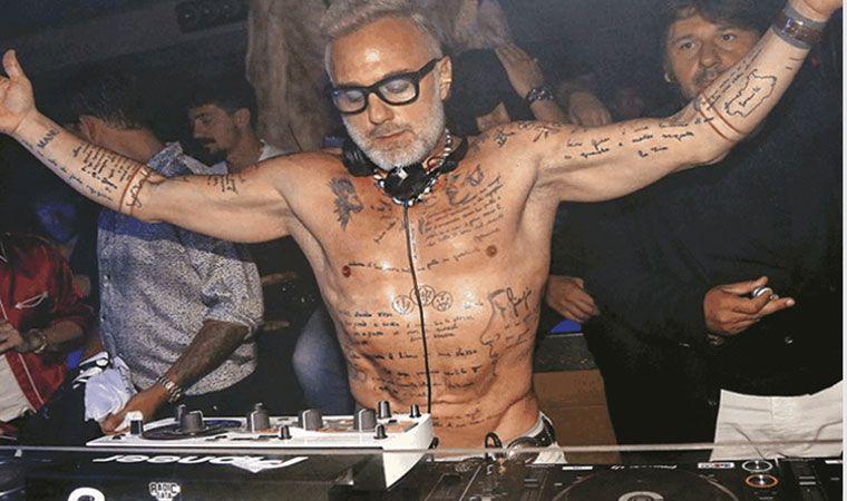 Gianluca Vacchi conquista las redes bailando 'Felices los 4' de Maluma