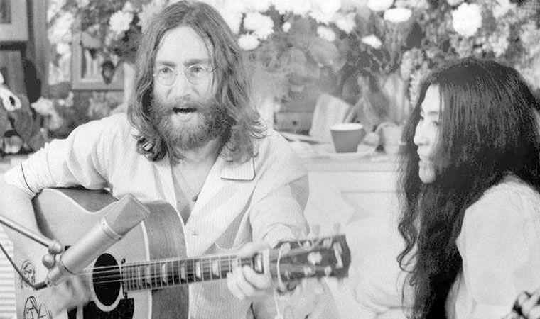 Yoko Ono fue reconocida como coautora de