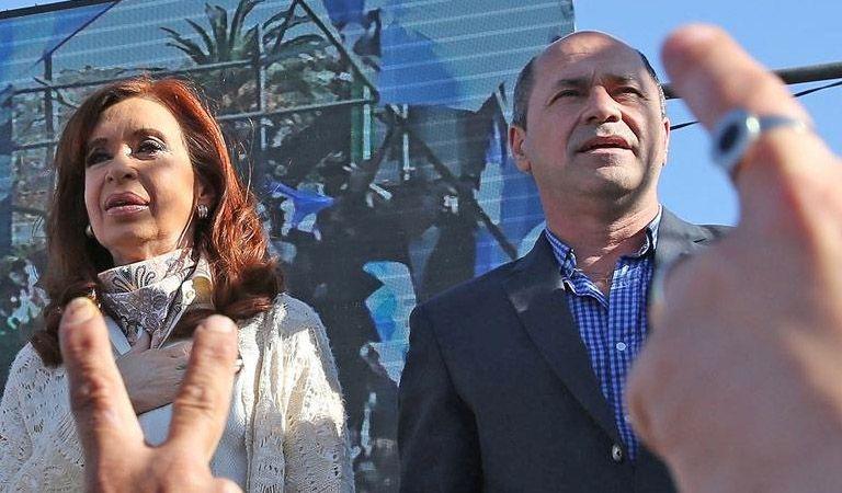 Alberto Fernández ratificó candidatura de Randazzo