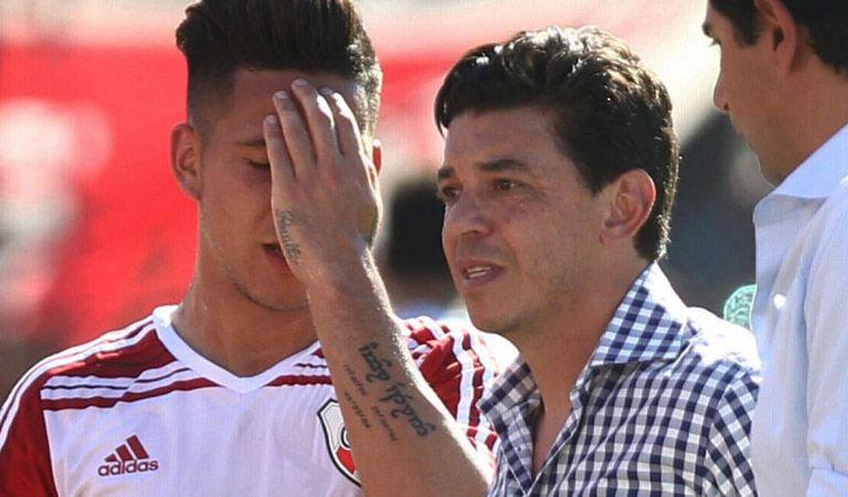 River Plate: Gallardo