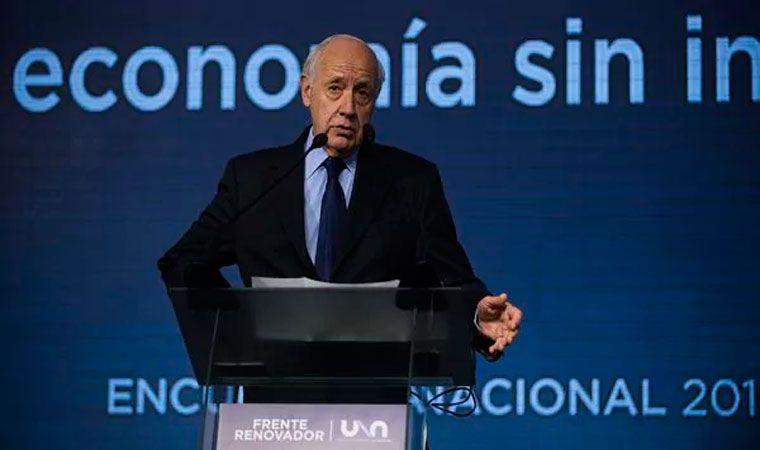 Lavagna apoya la teoría de Dujovne sobre la candidatura de Cristina