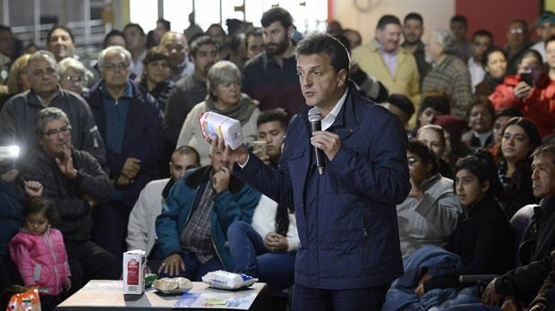 Massa y Stolbizer lanzaron la campaña con críticas hacia Macri y Cristina