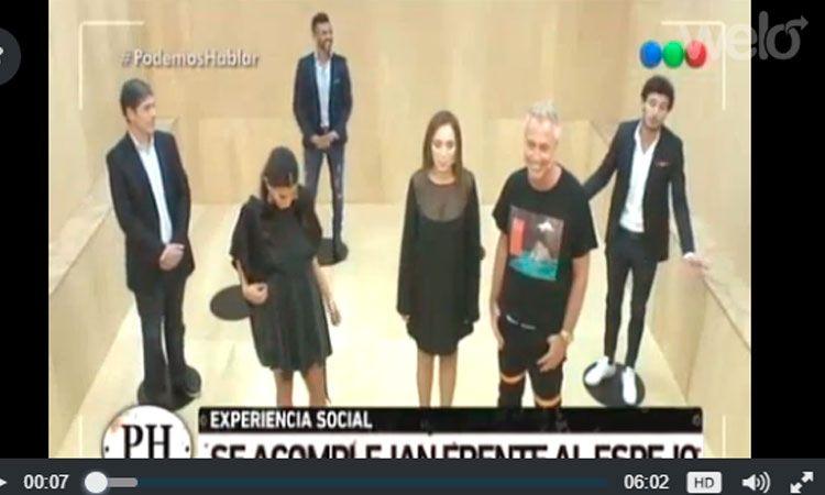 Andrea Rincón le cantó una provocadora canción a María Eugenia Vidal — Tremendo