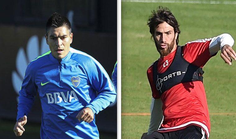 Espinoza llegó al país para sumarse a Boca
