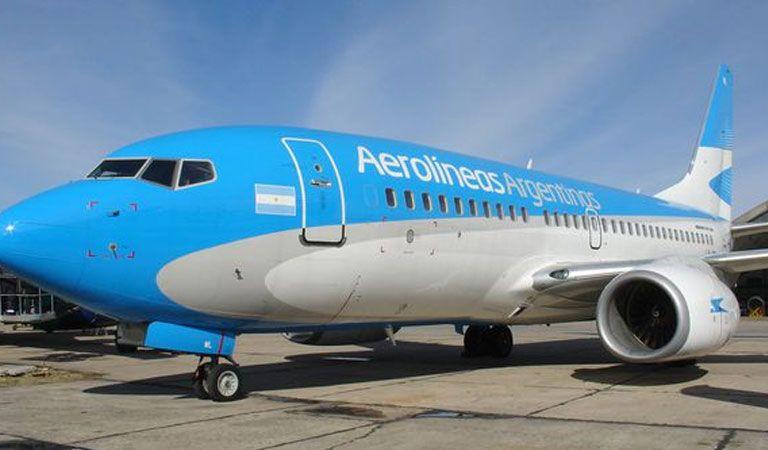 Argentina deberá pagar US$320 millones por expropiación de Aerolíneas