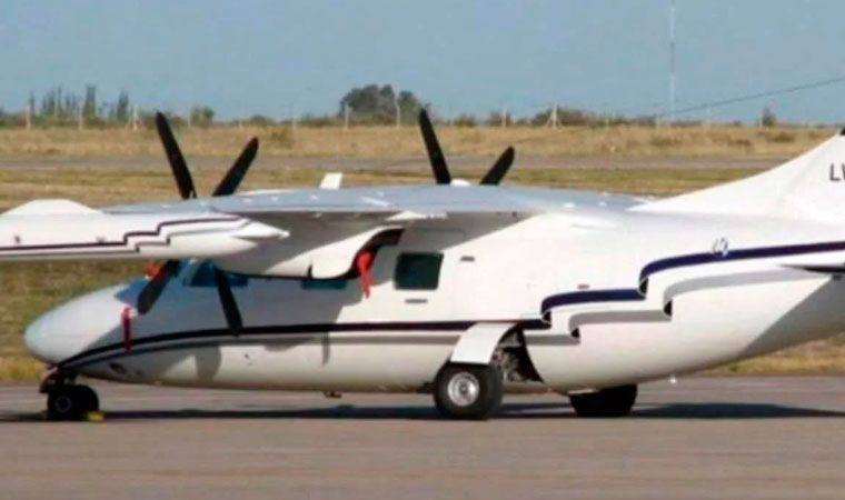 Desapareció una avioneta tras despegar en San Fernando