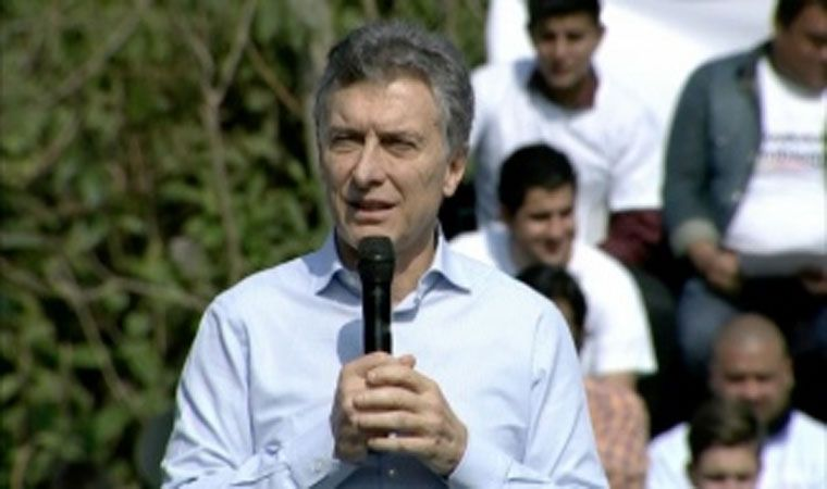 Macri se hizo cargo de la campaña y hoy visita Tandil