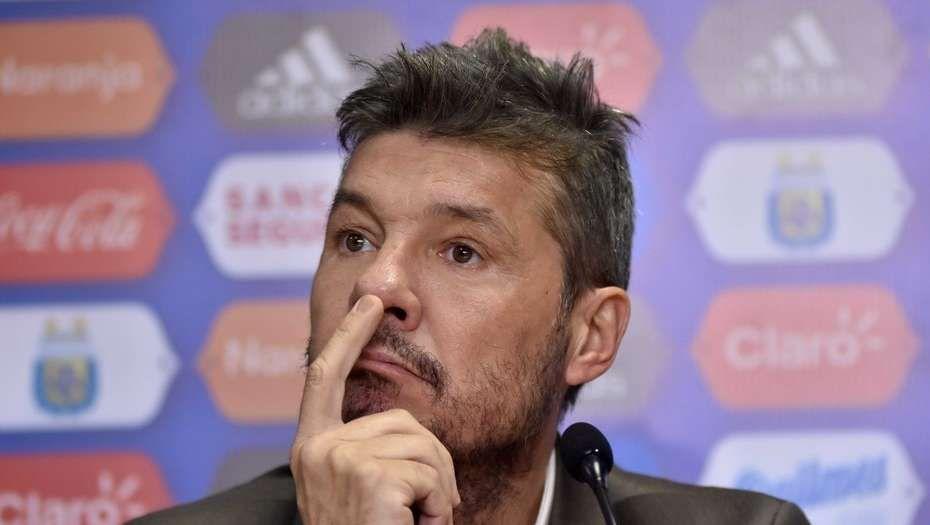 Marcelo Tinelli vuelve a San Lorenzo