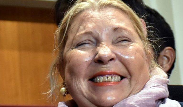La despectiva frase de Carrió para acatar a los votantes de Cristina