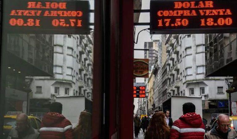 El Central salió a vender y enfrió el alza — Dólar