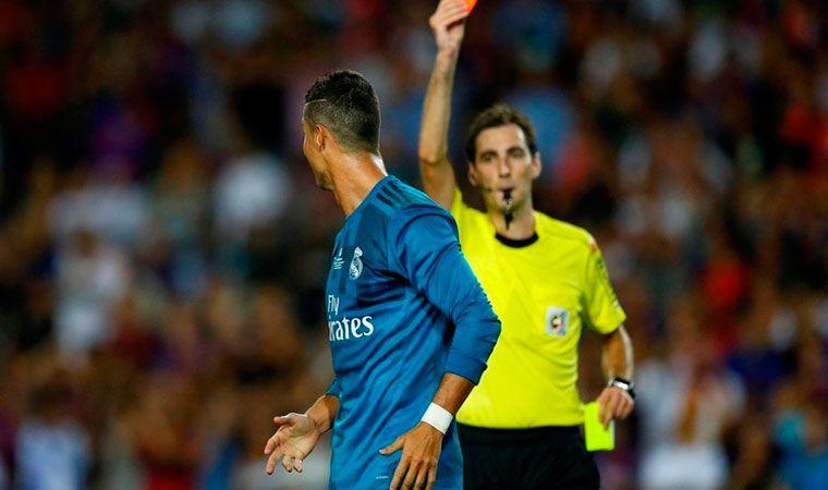 Cristiano Ronaldo se mostró