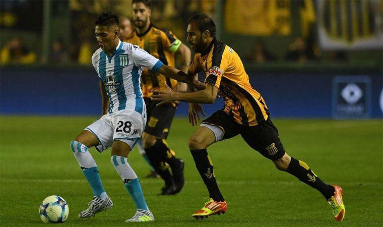Duelo entre Racing y Atlético Mitre