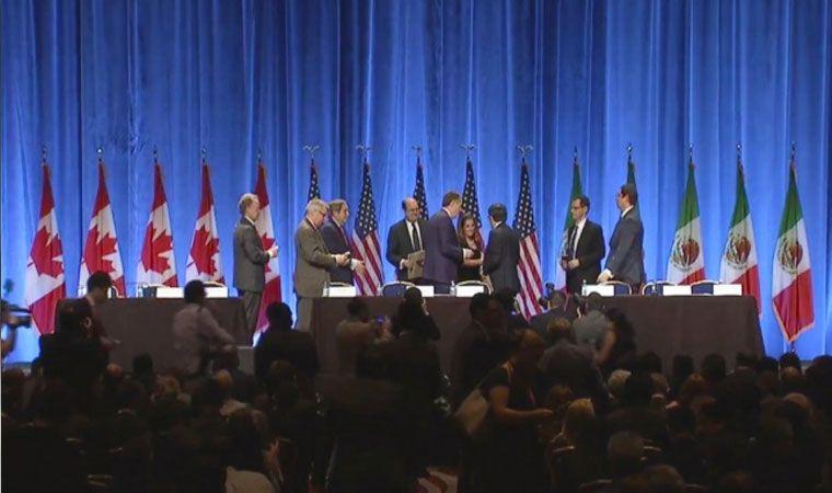 Confirman segunda ronda de renegociación del TLCAN en México