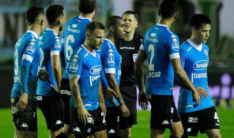 Belgrano superó por penales a Defensores (VR) — Copa Argentina