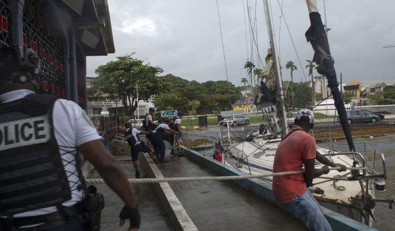 Un argentino desaparecido tras el paso del huracán Irma