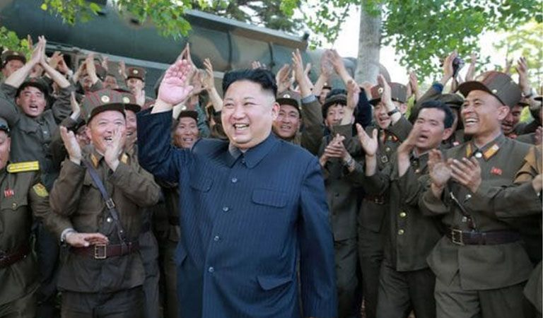 Acción militar contra Corea del Norte no es