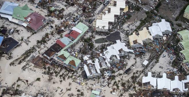 Confirman al menos un muerto en Haití a causa del huracán Irma