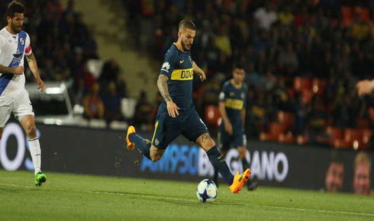 Boca cuenta con Benedetto y Pablo Pérez