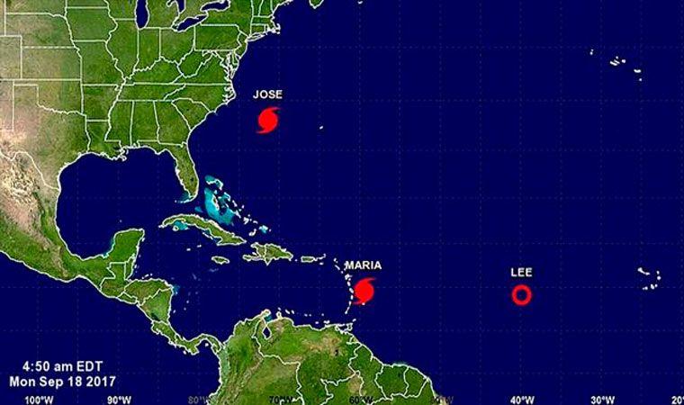 Saqueos en establecimientos afectados por huracán María — Puerto Rico