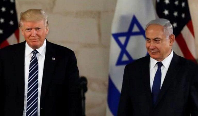 Trump considera probable un acuerdo de paz Israelí-palestino