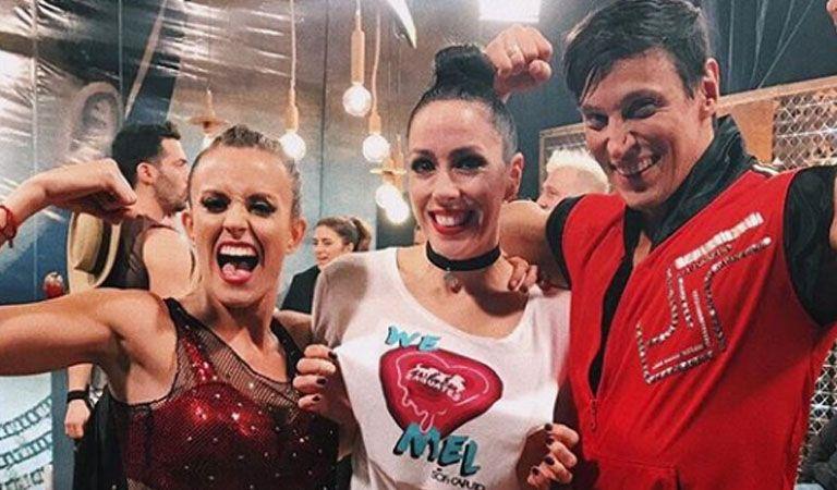 Una famosa echó a su bailarín — Escándalo en Showmatch