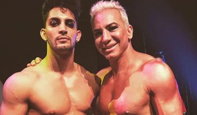 Un bailarín de Flavio Mendoza recibió una impactante golpiza — Repudiable