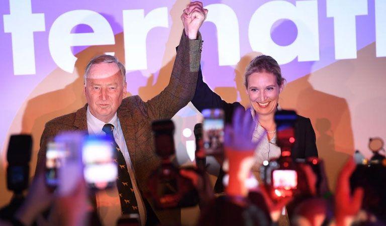 VENEZUELA: Copresidenta del tercer partido más votado de Alemania anunció su renuncia