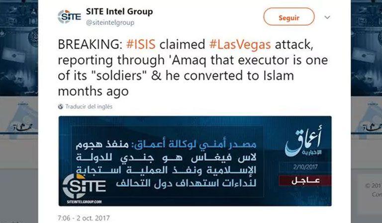Las Vegas: tiroteo deja numerosos heridos